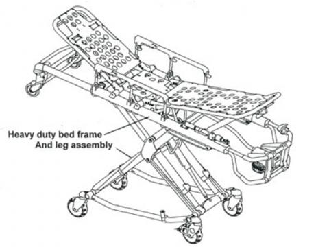 Ferno Stair Chair Instructions